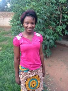 Sarah Mwango